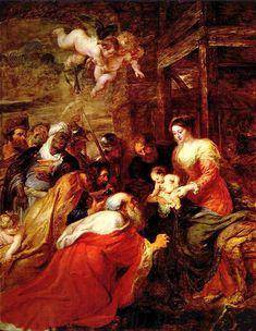 Peter Paul Rubens 009 - 東方三博士の礼拝 - Wikipedia
