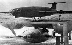 DFS 346: Nazi rocket plane that was captured and flow by the Soviets : WeirdWings