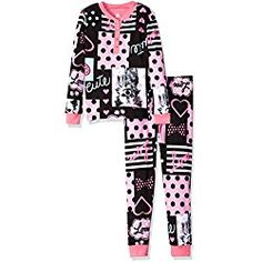7c366a2ac464 32 Best Children s Pajamas For Dog Lovers images