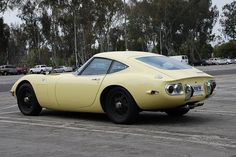 1967  2000GT