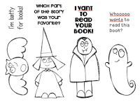 Halloween+Printable+Bookmarks+Library