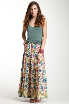 Silk Skirt on HauteLook