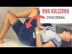 ĆWICZENIA NA RWĘ KULSZOWĄ - ROZSZERZONE TOP 3 ĆWICZENIA - RWA KULSZOWA ! - YouTube Excercise, Fitness Inspiration, Medical, Sporty, Workout, Health, Leo, Youtube, Therapy