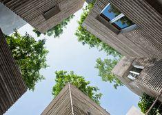Casa do Dia: Vo Trong Nghia Architects - Arcoweb