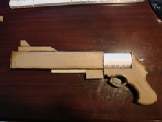 Absolutely fantastic tutorials for easy and cheap and great looking cardboard cosplay things (guns, scalemail, etc.)