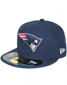 Unisex-Erwachsener - New Era - New England Patriots - Mütze (7 5/8)
