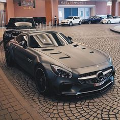 Widebody GTS. Yes or no? By @instacar_uae #amazing_cars