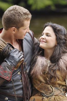 A tribute to Snow White and Prince Charming's love on Once Upon a Time.