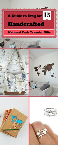 Etsy is the perfect place to find Valentine's Day gifts for the traveler in your life. This list features handmade items a range of prices from $5 to over $200. Each gift is perfect for the travel-obsessed person in your life. via @matdifference