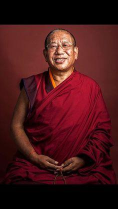 Sherab Gyaltson Rinpoche