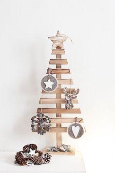 Cómo hacer un árbol de Navidad muymucho arbol