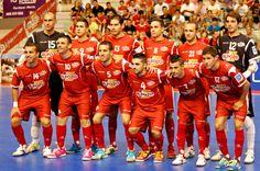 futbol sala  Los palos y Fernandao dan la victoria al Barça