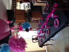 Birthday Monster high colors