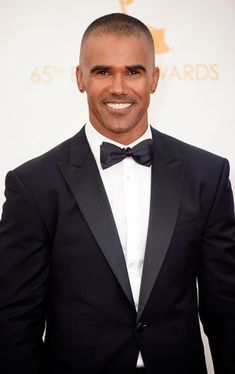 #emmyfashion Actor Shemar Moore arrives at the 65th Annual Primetime Emmy Awards held at Nokia Theatre L.A. Live on September 22, 2013 in Los Angeles, California.