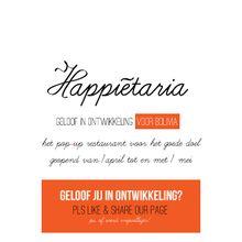 Happietaria Roterdam https://www.justgiving.nl/nl/charities/366-stichting-happy-gift