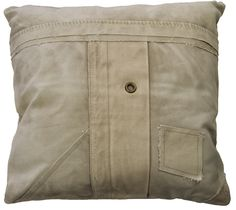 €29,95 Canvas Cushion. Available at http://www.klbr22.com/nl/accessoires/kussens/kussen-canvas