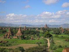 ユーラシア旅行社 自由旅行 ミャンマー バガン