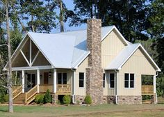 Cottage Escape with 3 Master Suites - 68400VR   Cottage, Country, Mountain, Vacation, Photo Gallery, 1st Floor Master Suite, 2nd Floor Master Suite, CAD Available, MBR Sitting Area, PDF, Narrow Lot   Architectural Designs
