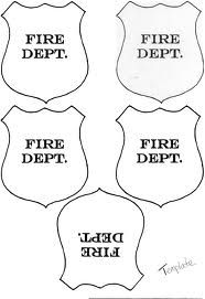Shape fire truck craft template google search toddler for Firefighter hat template preschool