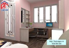 Thiết kế nội thất phòng ngủ trẻ trung và hiện đại