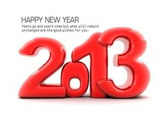 Wishes for 1 January 2013 HD Wallpapers