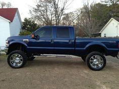 jacked up diesel trucks Lifted Ford Trucks, Diesel Trucks, Cool Trucks, Chevy Trucks, Pickup Trucks, Truck Memes, Future Trucks, Ford Super Duty, Trucks And Girls