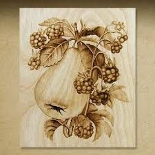 Image result for Pyrography wood burning