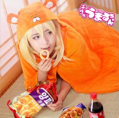 >> Click to Buy << Cosplay Anime Himouto! Umaru-chan Cloak Hoodies Flannel Coat Blanket Costume #Affiliate