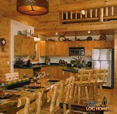 Custom Eagle Prow IV 1931AL - Kitchen / Dining Area