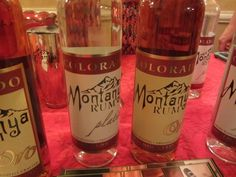 Montanya rums from Crested Butte, CO at Tales of the Cocktail in New Orleans, LA