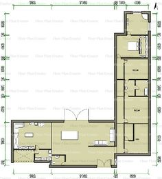 My House Plan · L Shaped ...