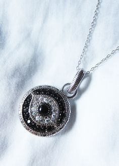 evil eye necklace - photo by apartmentf15