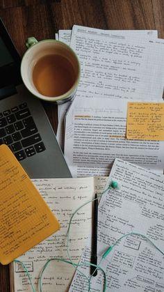 Do It Yourself Organization, School Organization Notes, Study Organization, School Study Tips, Study Hard, Study Motivation, College Motivation, Studyblr, Study Notes