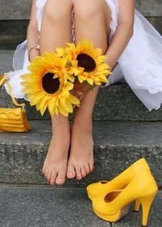 I Love Sunflowers! ❀❀‿ •*´¯❀