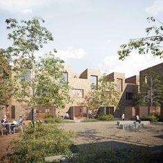 Forbes Massie / 3D Visualisation Studio / London - Work - Bell Phillips Architects / BraceletClose