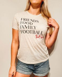 Football t-shirt from my series That Boy!