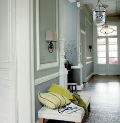 Dulux Heritage Range Georgian Entrance With Invisible