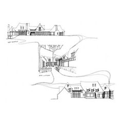Sketches - Drawings - Chicago - Culligan Abraham Architecture
