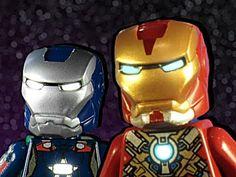 Lego Iron Man - Lego,Iron Man