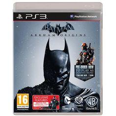 Batman: Arkham Origins PS3/XBOX360 £6.52 @ Gameseek/Play.com