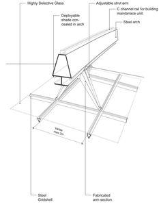 Galeria de Estufas Refrigeradas nos Jardins próximos à Baía / Wilkinson Eyre Architects - 31