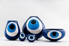 Some cool ceramics by Evil Eye