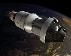 See Orion Spacecraft Launch into space