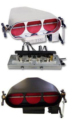 ENDERLE -HILBORN  EFI Electronic Streetable Bugcacher injection NEW Complete #AutoRacingParts