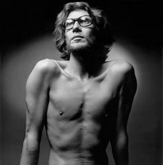 It is rumored that Yves St Laurent wore Paul Smith spectacles