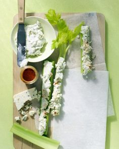 """See the """"Buffalo-Style Celery Sticks"""" in our Quick Appetizer Recipes gallery"""