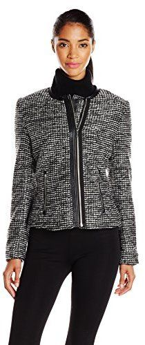 Calvin Klein Women's Sweater Jacket