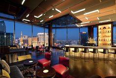 Mandarin Bar in Mandarin Oriental, Las Vegas, Nevada