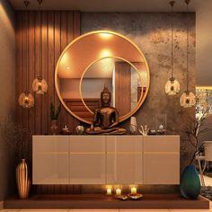 Living Room Partition Design, Pooja Room Door Design, Room Partition Designs, Living Room Sofa Design, Door Design Interior, Foyer Design, Home Room Design, Interior Decorating, Modern Home Interior Design