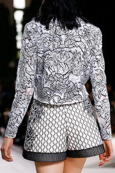 Balenciaga Spring 2014 Ready-to-Wear Fashion Show Details